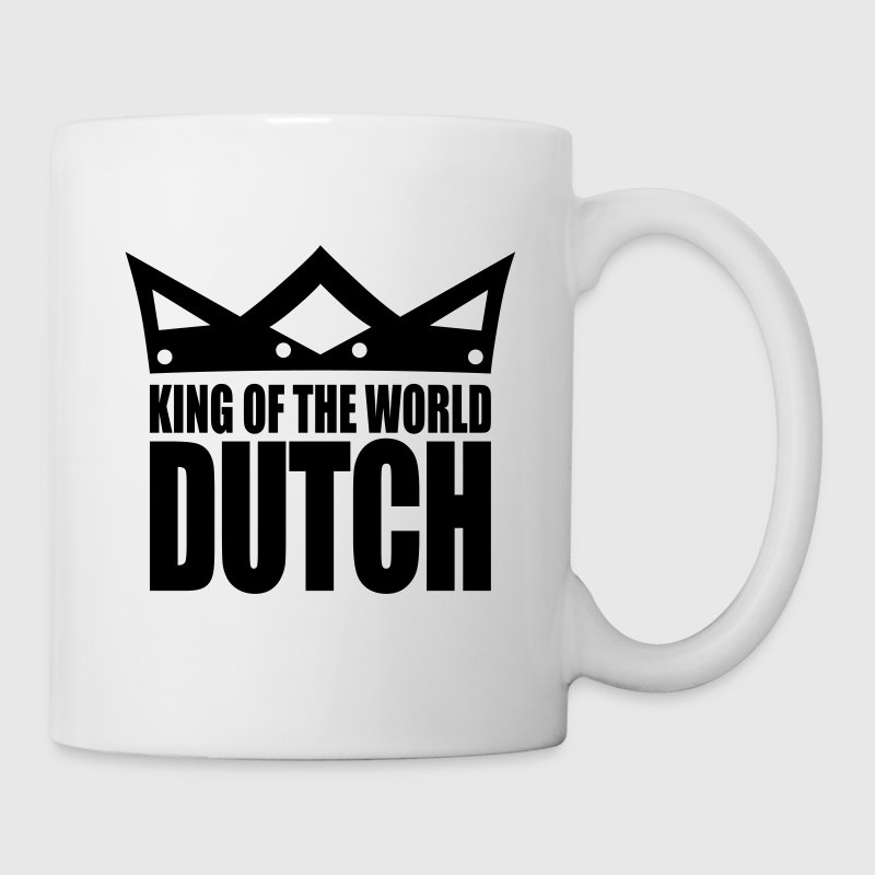 Dutch king of the world II - Mug