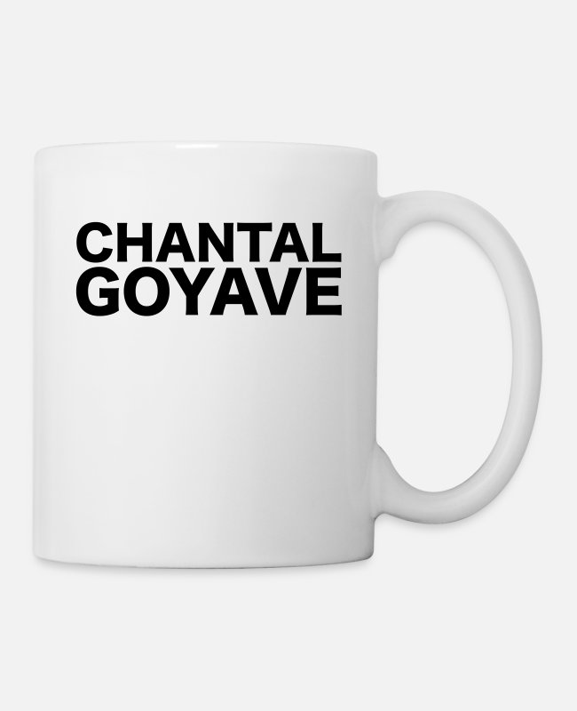 Hipster Mugs & Drinkware - Chantal Guava - Mug white
