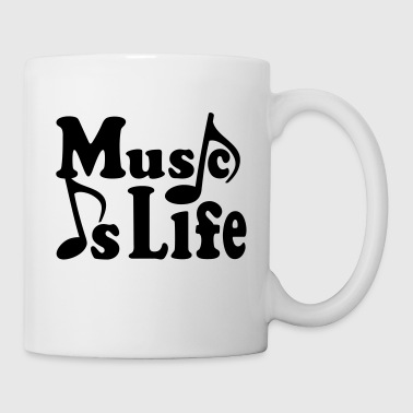 Music is Life  Muziek  . Muziek muzikant  - Mok