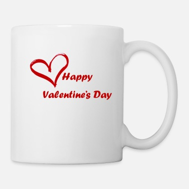 Happy Valentines Day - Mug