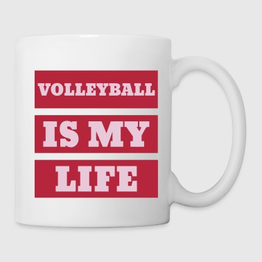Volleyball - Volley Ball - Volley-Ball - Sport - Taza