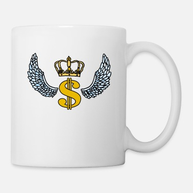 Dollar crown wing - Mug