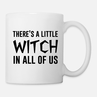 There's a little witch in all of us shirt - Mug