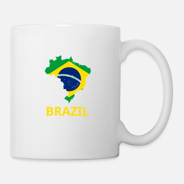 Country brazil - Taza