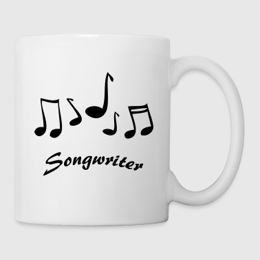 Songwriter - Mug blanc