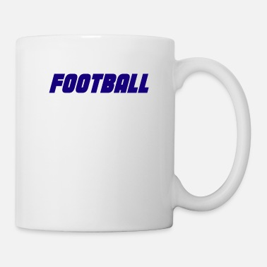 Kicker American football rugby - Mug