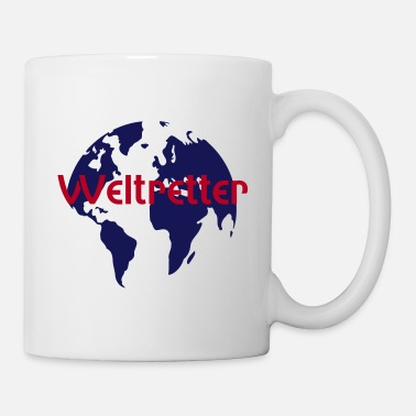 Model World Savior Weltenretter - Mug