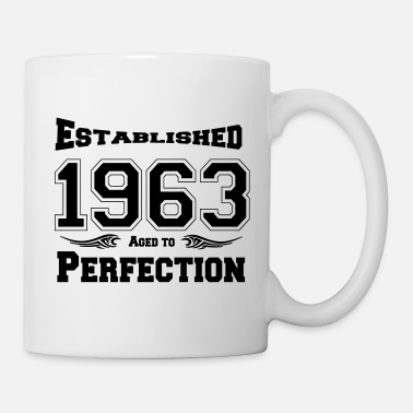 1963 1963 Established - Tasse