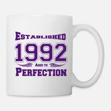 Established 1992 Established - Tasse