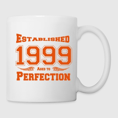 1999 Established - Tasse