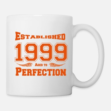 Established 1999 Established - Tasse