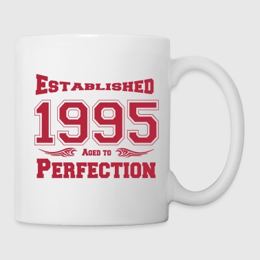 1995 Established - Tasse