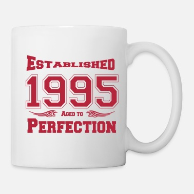 Established 1995 Established - Tasse