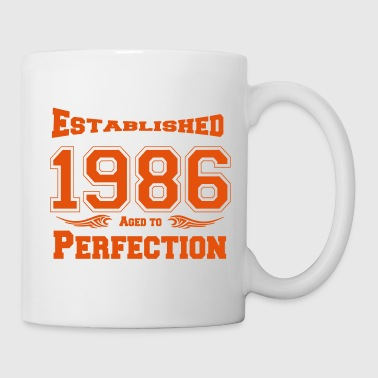 1986 Established - Tasse