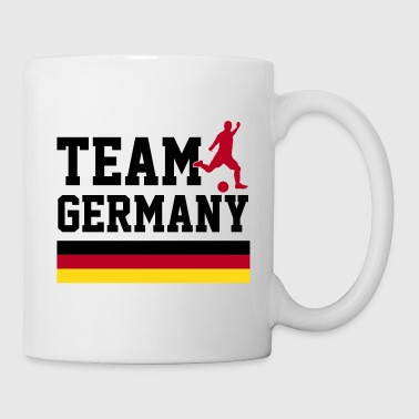 Team Germany Flaskor & muggar - Mugg
