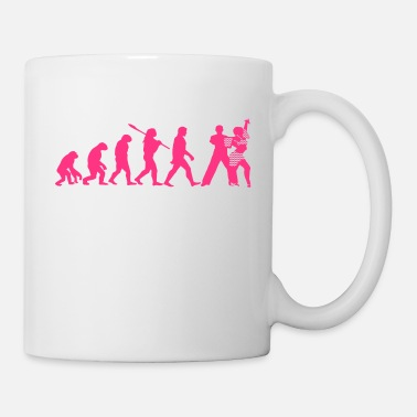 Ballroom Dance Evolution Dancing Latin | ballroom dancing - Mug