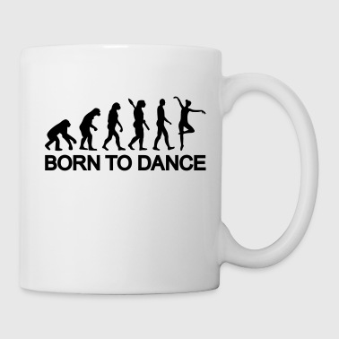 Ballett Evolution - Tasse