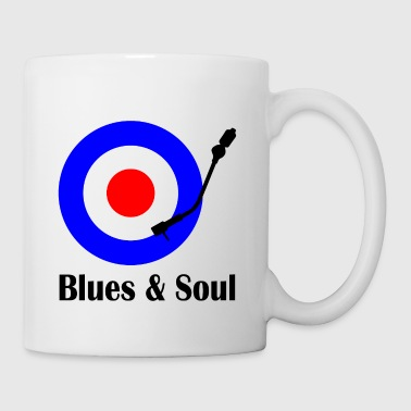blues and soul - Mugg