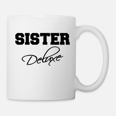 Deluxe Sister deluxe - Mug blanc
