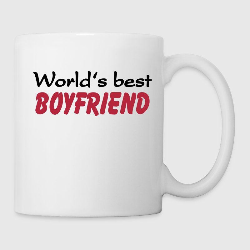 World's best Boyfriend - Tasse