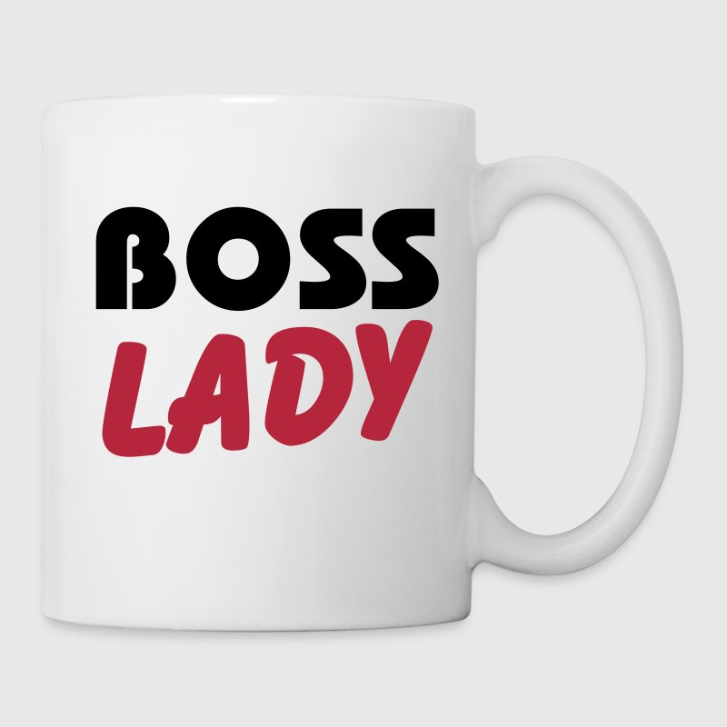 Boss lady - Mugg