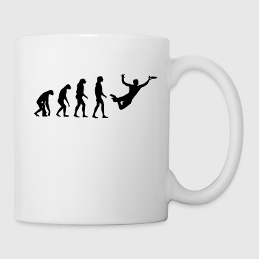 Ultimate Frisbee Evolution - Tasse