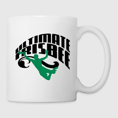 Ultimate Frisbee - Tasse