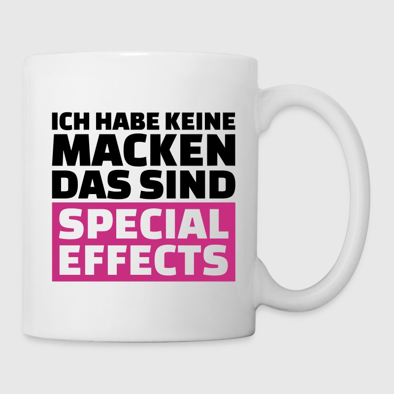 Special Effects - Tasse