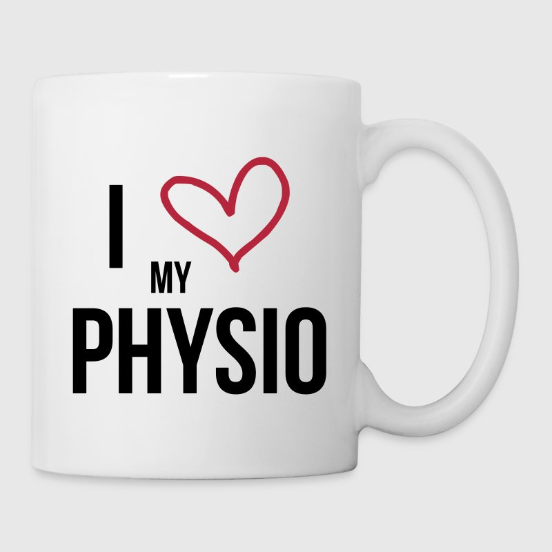I Love my Physio - Mug