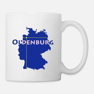 Oldenburg Oldenburg - Tasse