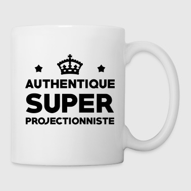 Film Projectionniste / Cinéma / Projection / Film - Mug blanc