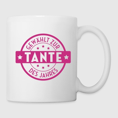 Patin / Tante / Patentante / Baby / Onkel / Uncle - Tasse