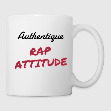Rapper Rap / Rapper / Musik / Hip-Hop / Graffiti - Tasse