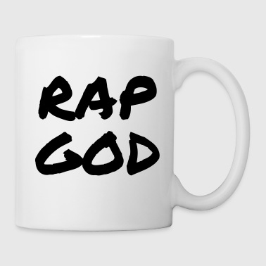 rap musica rapper music hip-hop graffiti - Tazza