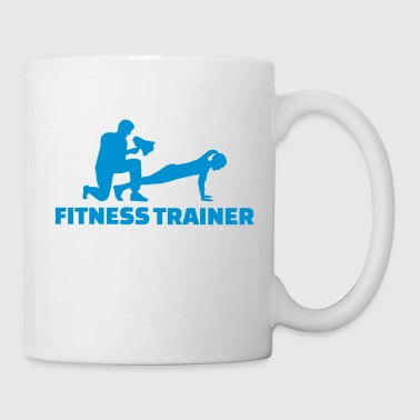 Fitness Trainer - Tasse