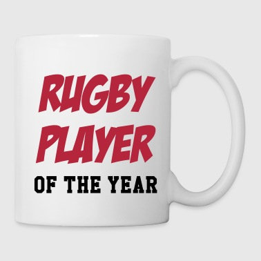 Rugby - Rugbyman - Sport - Fighter - Fight - Tazza
