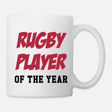 Rugby Rugby - Rugbyman - Sport - Fighter - Fight - Tazza