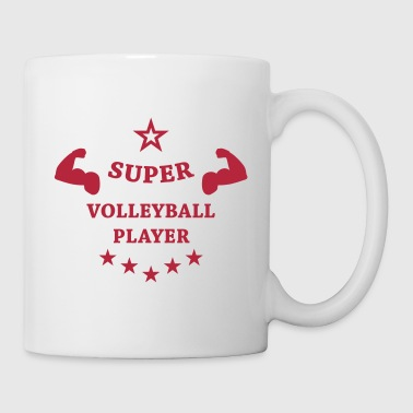 Volleyball - Volley Ball - Sport - Sportsman - Tazza