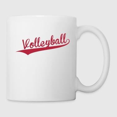 Volley Volleyball - Volley Ball - Sport - Sportsman - Taza