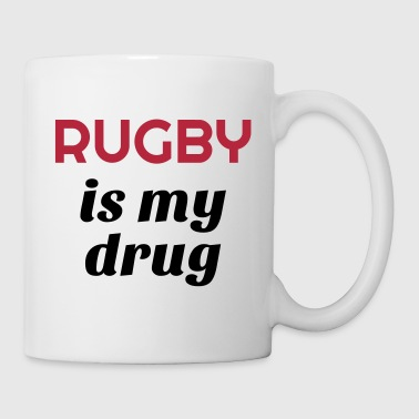 Rugby / Rugbyman / Sport / Fighter / Fight - Tazza