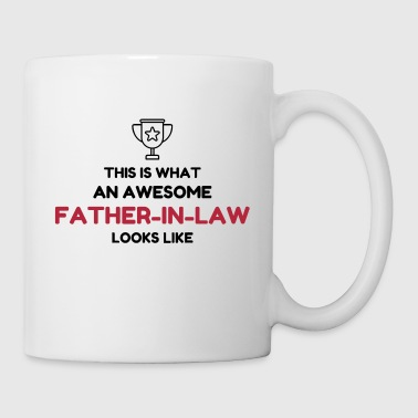 Father-in-law / Father in law / Marriage / Family - Mug