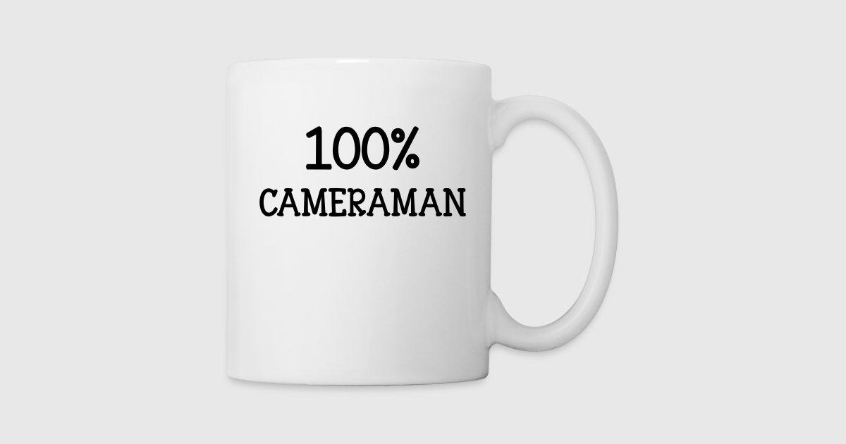 Cameraman / Camera / Kameramann / Kamera von Artf4ctory | Spreadshirt