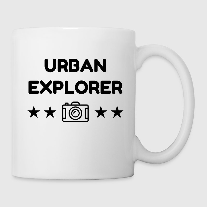 Urbex / Urban Exploration Explorer Cataphile - Tasse