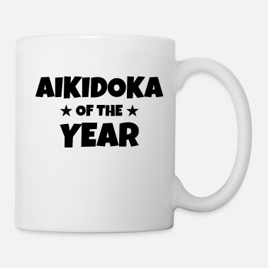 Aikido Aikido / Aikidoka / Martial art / Fight - Tazza