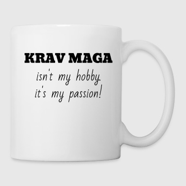 Krav Maga / Krav-Maga / Fight / Martial Art - Tasse