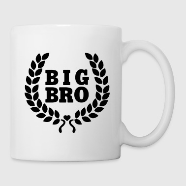 Big Bro - Big Brother - Großer Bruder - Tasse