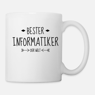 Geek computer / wetenschapper / geek / engineer - Mok
