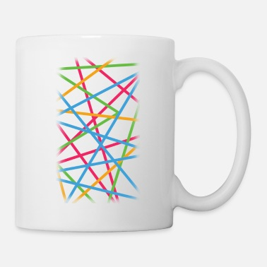 Trait trait-couleur - Mug