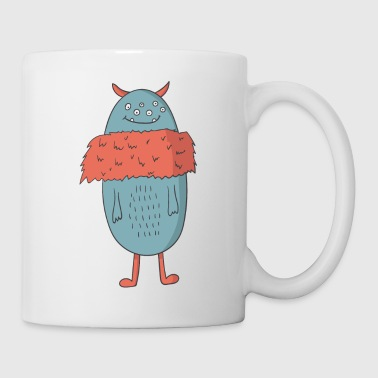 Monster - Tasse