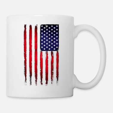 Memories Vintage stars and stripes - Mug